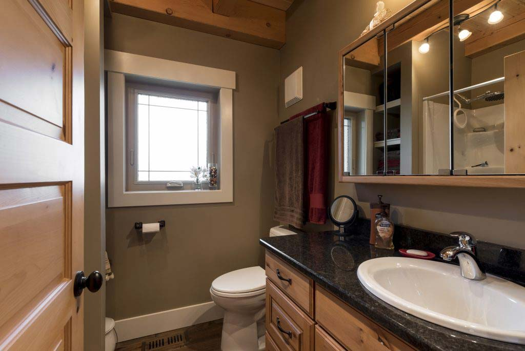 Jewel 1250N bathroom
